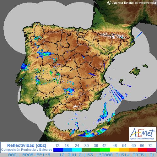 Radar Spain cycle 3