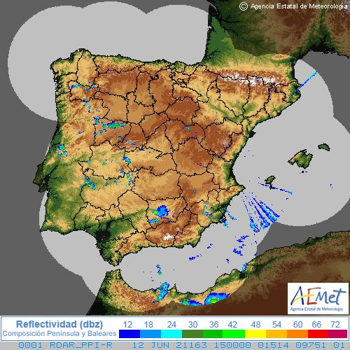 Radar Spain cycle 4