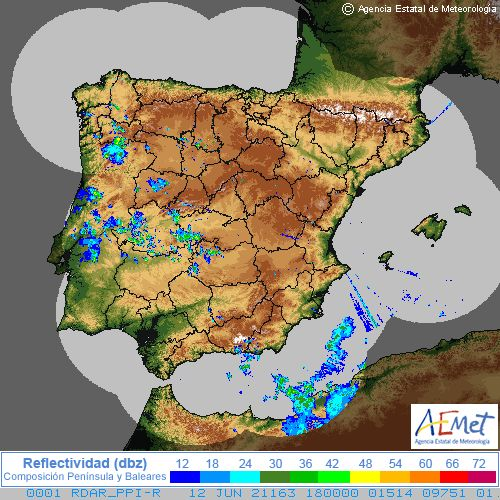 Radar Spain cycle 1