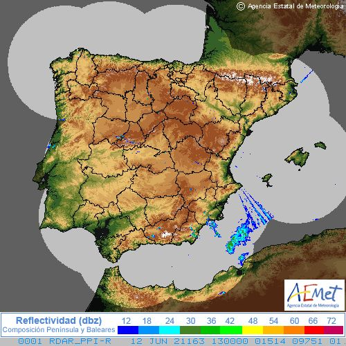 Radar Spain cycle 7